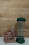 comedero aves cacauete ulnae bones