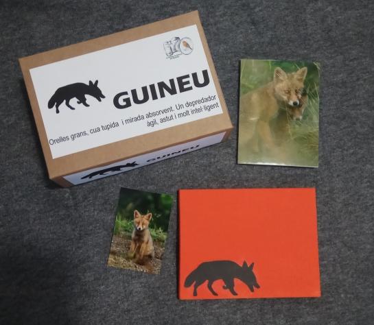 ulnaebones botiga natura ripolles guineu zorro