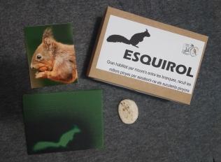 ardilla esquirol ulnaebones botiga natura ripolles